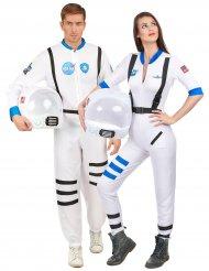 Herr och fru Astronaut - Pardräkt för vuxna