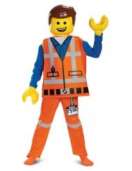 Emmet Brickowski från Lego filmen 2 - Lyxig dräkt för barn