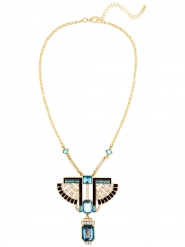 Egyptiskt damhalsband