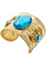Egyptiskt armband med blå juvel