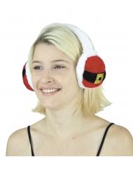 Hörselkåpor mede jultema vuxen
