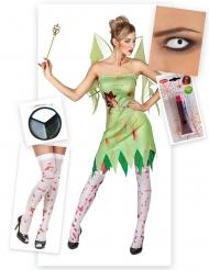 Blodig fe - Komplett maskeradkit till Halloween