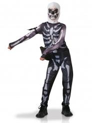 Skull Trooper från Fortnite™ - Maskeradkläder för tonåringar
