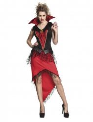 Drottningvampyr - Halloween Maskeraddräkt