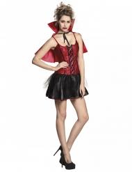 Sexig vampyr dräkt för damer - Halloween Maskeraddräkt