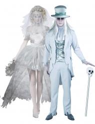 Herr & Fru Spökesson Pardräkt Halloween