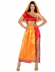 Sexig Bollywood dräkt dam
