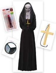 Demon-nunna dräkt dam