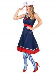 Flörtig sjöman - Maskeradkläder för vuxna
