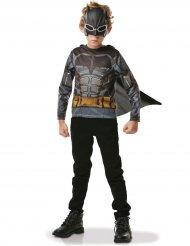 Batman™ T-tröja med mask barn