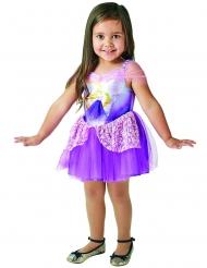 Prinsessan Rapunzel™ ballerinadräkt barn
