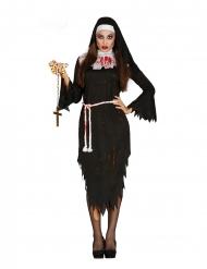 Denn demoniska nunnan Ulla-Britta damdräkt