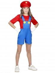 Rörmokar tjej - Maskeradkläder för barn