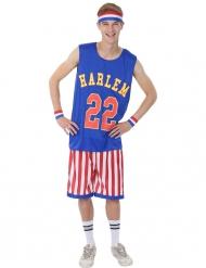 Basketspelare dräkt vuxen