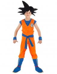 Goku Saiyan från Dragon Ball Z - Maskeraddräkt för barn