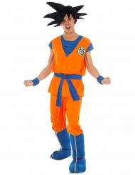 Goku Saiyan Dragon Ball Z™ dräkt vuxen