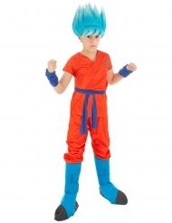 Goku Saiyan från Super Dragon Ball Z™ - Maskeraddräkt för barn