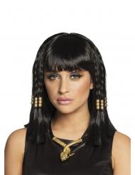 kort svart egyptisk damperuk
