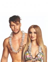 20 hawaii-halsband i silver