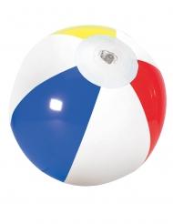 Uppblåsbar strandboll i miniformat