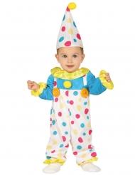 Maskeradkläder för barn Cirkus och clowner Baby 0 - 2 år ced8297b09028