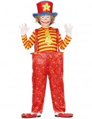 Clownen Hoop - Maskeradkläder för barn