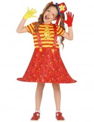 Clownen hula - Maskeradkläder för barn