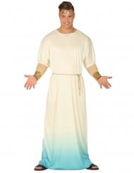 Grekisk gud vitblå herr