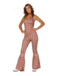 Rutiga Margaret - Discokläder för vuxna