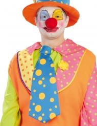 Enorm blåprickig clownslips