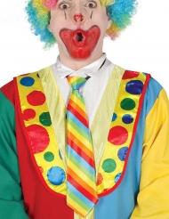 Randig clownslips