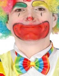 Mångfärgad clownfluga