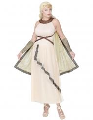 Grekisk gudinna damdräkt