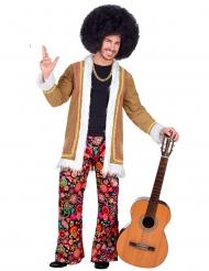 Woodstockhippien Woodrow herrsdräkt