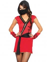 Sexig Ninja dräkt dam