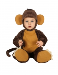 Chimpansdräkt bebis
