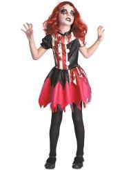 Blodig clownklänning barn