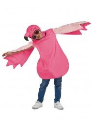 Rosa flamingodräkt barn