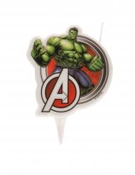 Avengers Hulk™ födelsedagsljus 7,5 cm