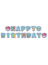 Pokémon Happy Birthday™ girlang 218x12 cm