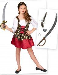 Piraten Ping dräktpaket med tillbehör