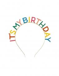It´s my birthday-diadem vuxen