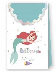 6 Ariel™ premium presentpåsar 21x13 cm