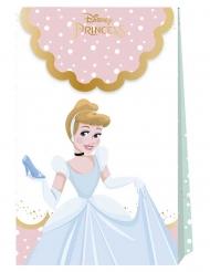 6 Disney Princesses™ premium presentpåsar 21x13 cm