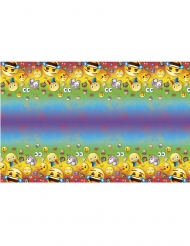 Emoji Rainbow™ bordsduk av plast 137x213 cm