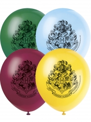 8 Harry Potter™ latexballonger 30 cm