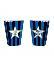 4 Inter™ popcornlådor 13,5x8,5x19 cm