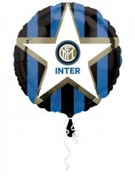 Inter™ rund aluminiumballong 43 cm