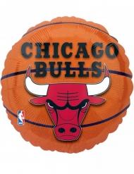 Chicago Bulls™ aluminiumballong 43 cm