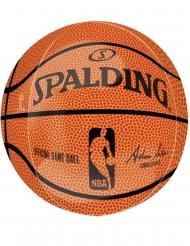 NBA Spalding™ aluminiumballong basketboll 38x40 cm